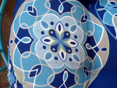 Cushion Pattern