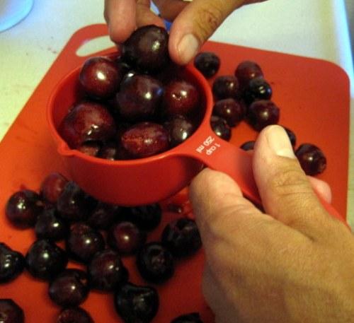 Measure Cherries
