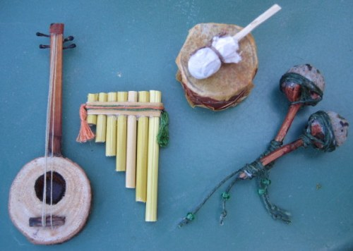Fairy-sized instruments
