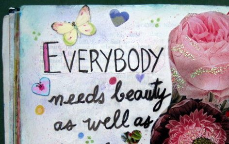 Everybody needs...