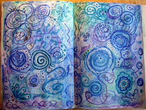 Wild Patterned Paper