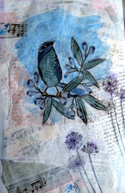 full page bird