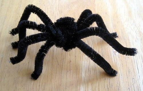 8-legged spider