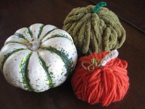 2 yarn, 1 real