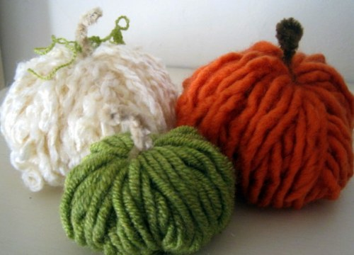 White, Orange, Green
