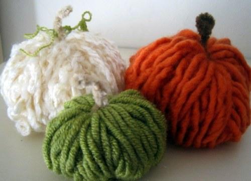 White, Orange, Green